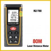 Lézeres távolságmérő 80 méterig
