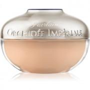 Guerlain Orchidée Impériale base cremosa iluminadora SPF 25 tom 02 Beige Clair 30 ml