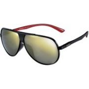 PARIM Aviator Sunglasses(Golden)