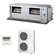 Duct Fujitsu 54000 BTU inverter ARYG54LHTA + AOYG54LETLL