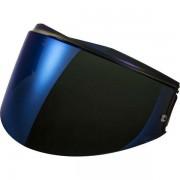 Ls2 Náhradní Hledí Pro Přilbu Ls2 Ff399 Valiant Iridium Blue