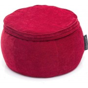 Ambient Lounge Poef Wing Ottoman - Wildberry Deluxe