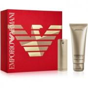 Armani Emporio She lote de regalo VI. eau de parfum 30 ml + leche corporal 75 ml