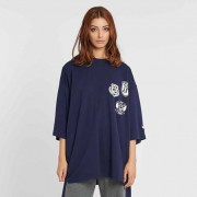 Puma ss crew neck tee Evening Blue