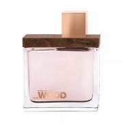 DSQUARED2 SHE WOOD Apa de parfum, Femei 100ml
