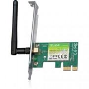 Мрежови адаптер TP-Link TL-WN781ND, 150Mbps, Wireless-N/G/B, PCI-Е Adapter