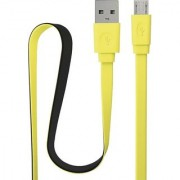 nterstep IS-DC-CMICRFTYL Micro USB Cable (Mobile Tablet Sync and Charge Cable)