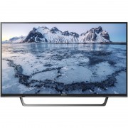 Televizor Smart LED Sony 123 cm Full HD KDL49WE660BAEP, WiFi, USB, CI+, Black