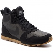 Обувки NIKE - Md Runner 2 Mid Prem 844864 006 Black/Black/Gum Light Brown