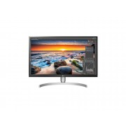 LG Monitor LED IPS 27' LG 4 K 27UK850-W Blanco