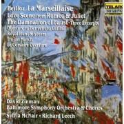 H. Berlioz - La Marseillaise & Others (0089408016424) (1 CD)