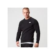Classic Crew Neck Sweater - XL - Zwart