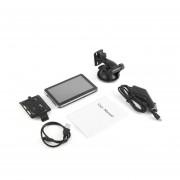 EY 5 Pulgadas De Navegación GPS 560 Coche Camión HD 256M +8GB Pantalla Táctil Cámara De Marcha Atrás-Negro