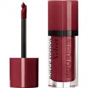 Течно матово червило Bourjois Lipstick Rouge Velvet, Dark Cherie, 7.7 мл., 3614224843861