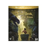 THE WALT DISNEY COMPANY The Jungle Book Live Action 3D Blu-ray
