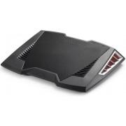 """Cooler Laptop Deepcool M6 FS 17"""" (Negru)"""