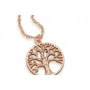 Tree of Life Pendant Necklace - 3 Colours!