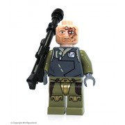 Lego Star Wars Obi-Wan Kenobi Rako Hardeen Bounty Hunter Disguise Minifigure (2013)