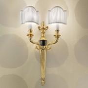 Masiero Brass & Spots VE 1072 A2 Wandleuchte