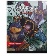 Wizards RPG Team Explorer's Guide to Wildemount (D&d Campaign Setting and Adventure Book) (Dungeons & Dragons)