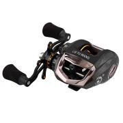 ZANLURE LG-3000L/R 6.3:1 12+1BB Full Metal Baitcasting Fishing Reel Left / Right Hand Fishing Wheel