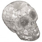 Crystal Skull 3D Puzzle