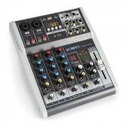 VMM-K402 Misturador de 4 canais Bluetooth Interface USB-Áudio