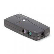 Belkin OmniView™ E Series 2-Port KVM Switch (including 2 cables) switch per keyboard-video-mouse (kvm)