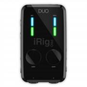 IK Multimedia iRig PRO DUO Interfaz de audio