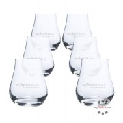 mySpirits Nosing Glas Sechserpack
