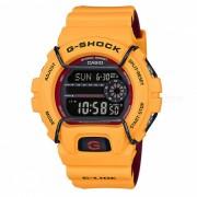 reloj de deportes de invierno casio g-shock GLS-6900-9-amarillo