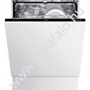 GORENJE GV 61010 Teljesen beépíthetõ mosogatógép
