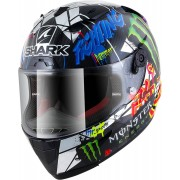 Shark Race-R Pro Carbon Replica Lorenzo Catalunya GP Hjälm Svart M