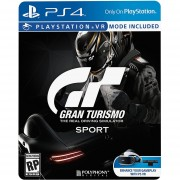 Gran Turismo Sport - Limited Edition - PlayStation 4