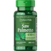 vitanatural saw palmetto 450 mg 100 capsules