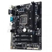 Дънна платка Gigabyte GA-H110M-S2PV (rev 1.0), H110, LGA1151, DDR4, PCI-E (DVI&VGA), 4x SATA 6Gb/s, 2x USB 3.0, microATX