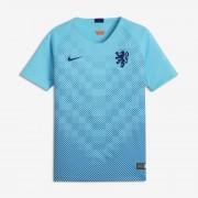 Maillot de football 2018 Netherlands Stadium Away pour Enfant plus âgé - Bleu