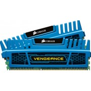 Corsair Vengeance - Geheugen - DDR3 - 16GB : 2 x 8 GB - DIMM - 240-PIN - 1600 MHz