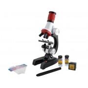 Jucarie Microscop pentru Copii cu 3 Functii de Marire si Accesorii