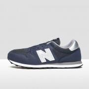 New Balance Gm500 sneakers blauw heren Heren - NAVY blauw - Size: 40 5