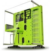 Thermaltake Core P5 Green Edition Midi-Toren Zwart, Groen computerbehuizing