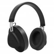 BLUEDIO TM Wireless Bluetooth Headset Stereo Headphone - Black
