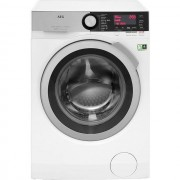 AEG OkoMix Technology L8FEC966R 9Kg Washing Machine with 1600 rpm - White - A+++ Rated