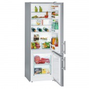 Хладилник с фризер Liebherr CUef 2811, обем 263 л, клас А++