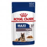 10x140g Maxi Ageing Royal Canin comida húmeda para perros