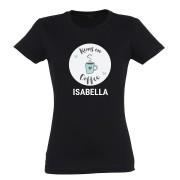 YourSurprise T-shirt - Vrouw - Zwart - XXL