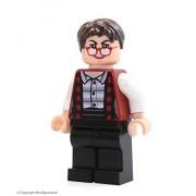 LEGO Ghostbusters MiniFigure - Janine Melnitz (From Set 75827)