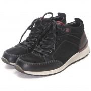 【SALE 20%OFF】エコー ECCO CS14 MEN'S(BLACK/BLACK/BORDEAUX) メンズ