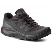Туристически SALOMON - Outline Gtx W GORE-TEX 404852 21 V0 Phantom/Black/Magnet