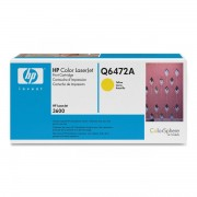 Toner HP Q6472A yellow, CLJ 3600/3600n/3600dn, 4000str.
